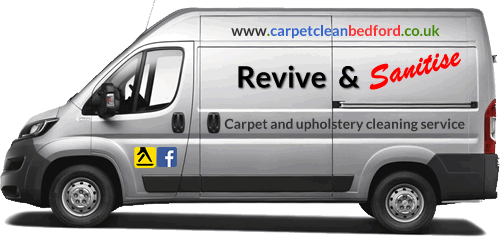 Revive and sanitise van image